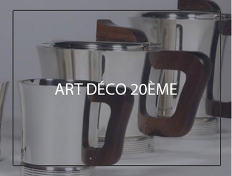 THE ART DECO  1925/1940